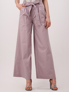 Knotted Wide Leg Trouser - 까이에